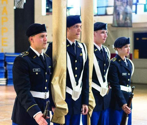 100th Anniversary of ROTC at UND