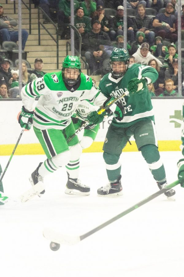 Bemidji State Falls in UND House of Horror