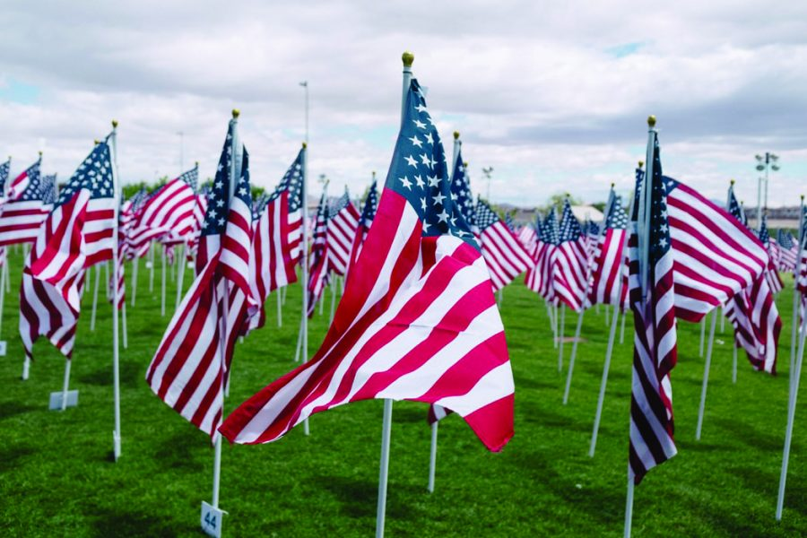 Veteran's Day - Honoring those who have served