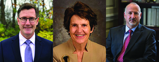 Three Finalists for the UND Presidency