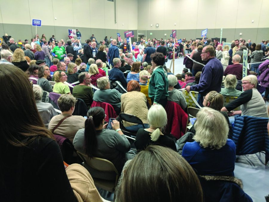 Caucuses and Primaries – Dakota Student