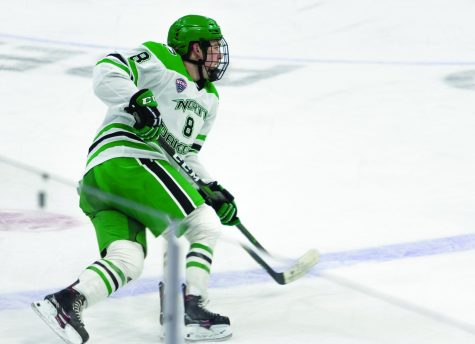 UND Claims Penrose cup