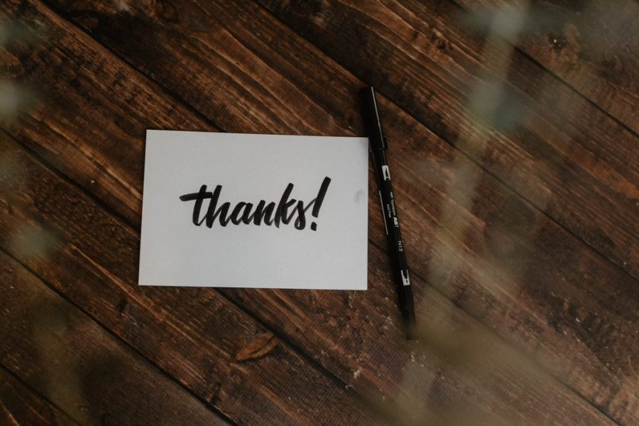 The Power of Thank You Cards