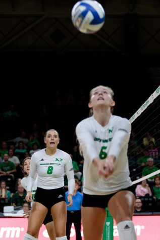 Volleyball Swept by Western Illinois